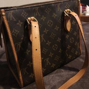 Louis Vuitton popincourt monogram purse